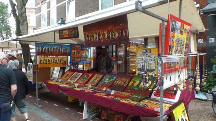 antiekmarkt zuid holland