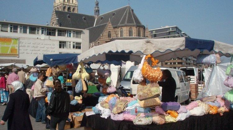 zondagmarkt zuid holland